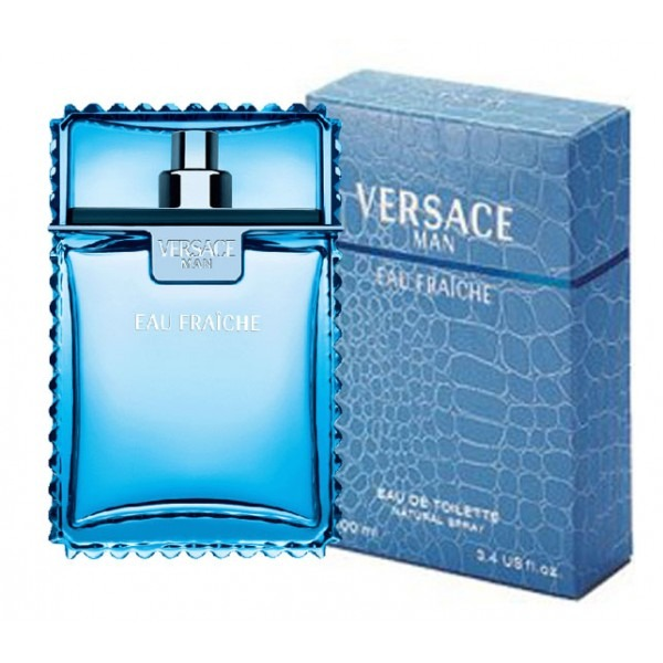 380965e7f9e Versace Man Eau Fraiche For Men 200ml EDT - faureal