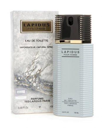 Ted Lapidus Pour Homme For Men 100ml Edt Unsealed Faureal